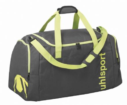 Essential Sports Bag   Anthra / Fluo Yellow